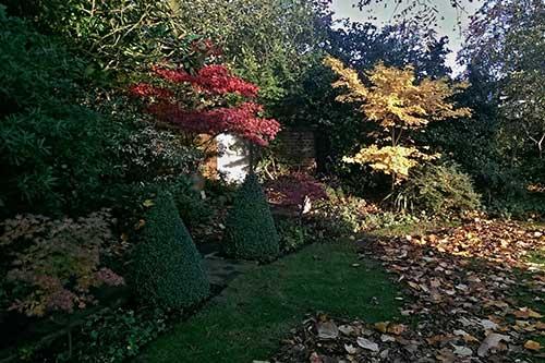 návrhy záhrad Zvolen